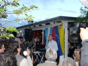 La Plata: Inauguración de una nueva Casa Compañera en City Bell