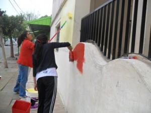 La Cámpora Matanza: Continúan las jornadas solidarias en la Escuela Nº 15 de Isidro Casanova