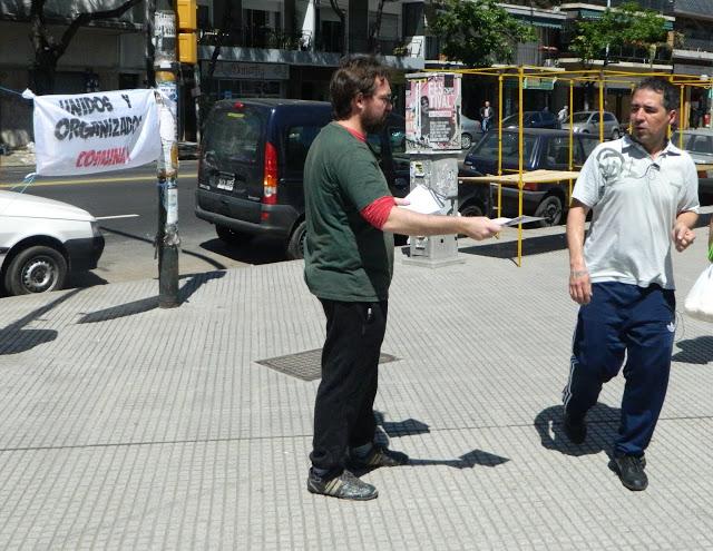 Comuna 7 - Parque Chacabuco - Asamblea y Emilio Mitre