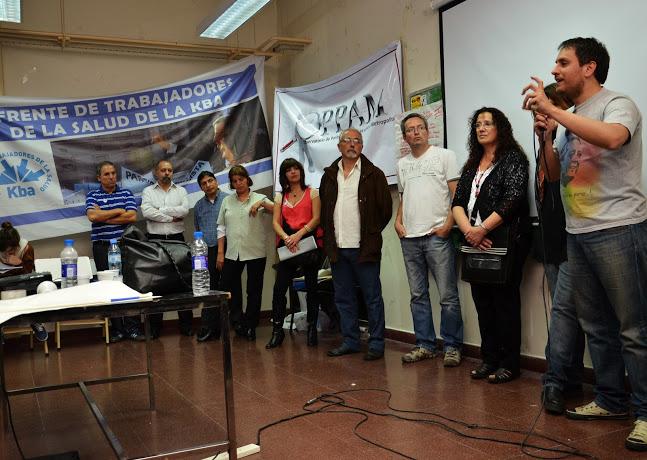 """""""Unidos y Organizados en la Salud"""" de la Ciudad de Buenos Aires"""