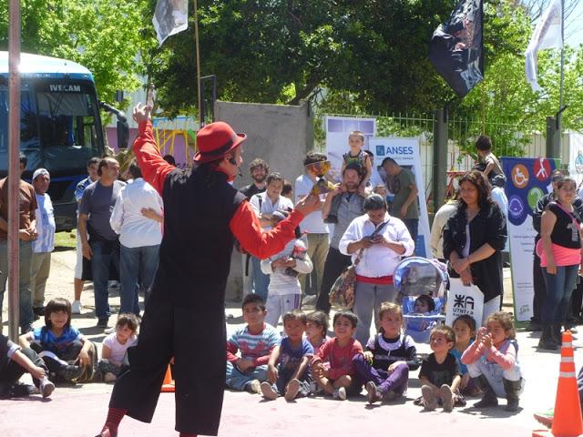Jornada militante en Avellaneda