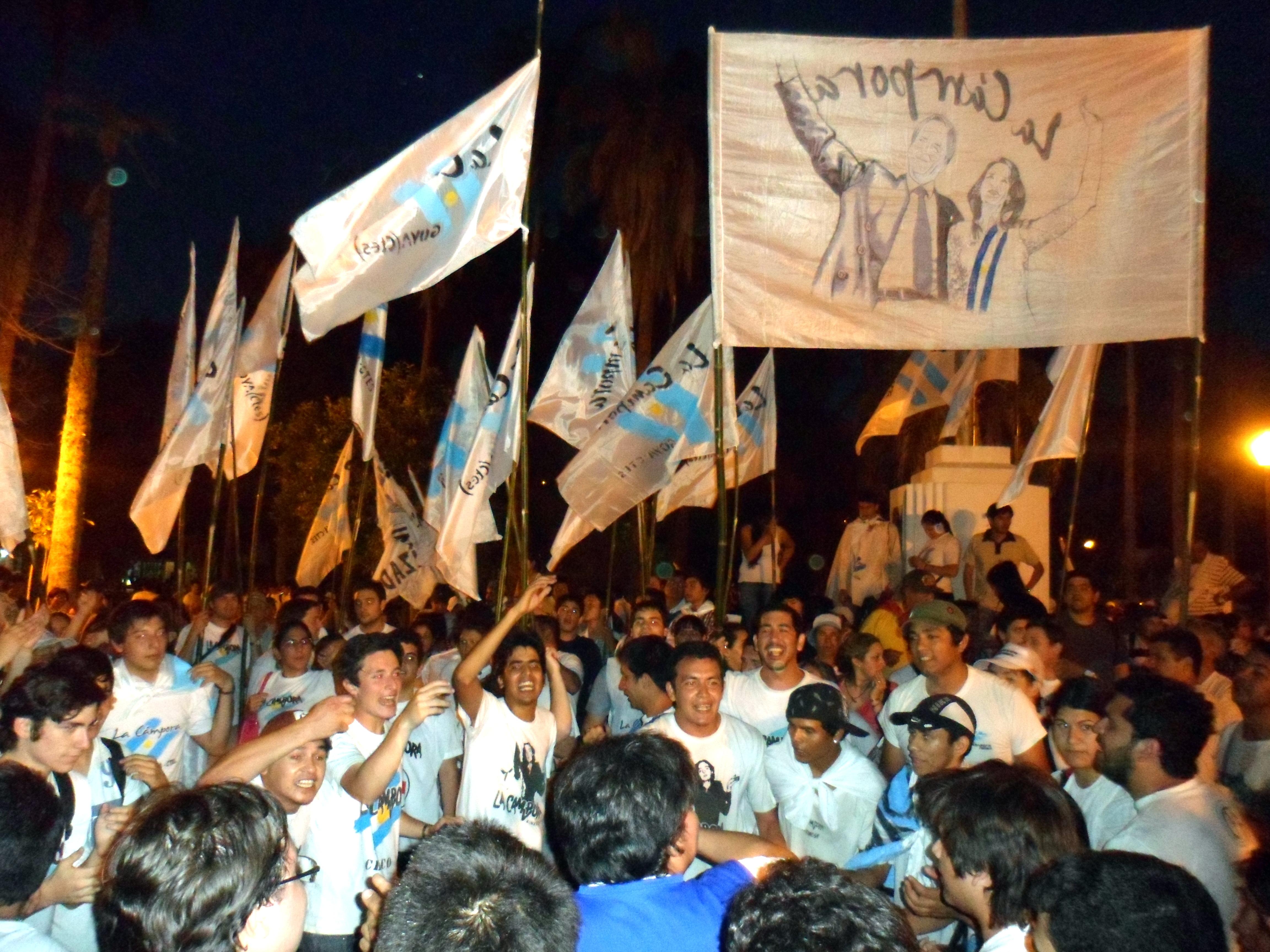 CFK en Itati