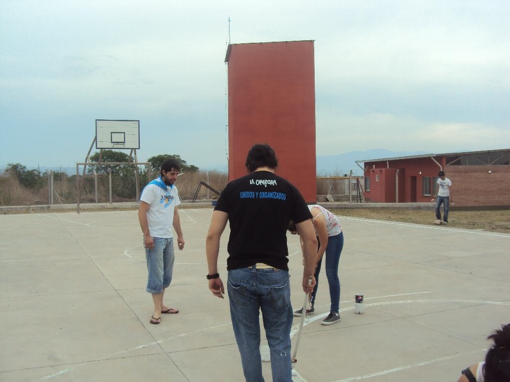 Jujuy pintando la cancha