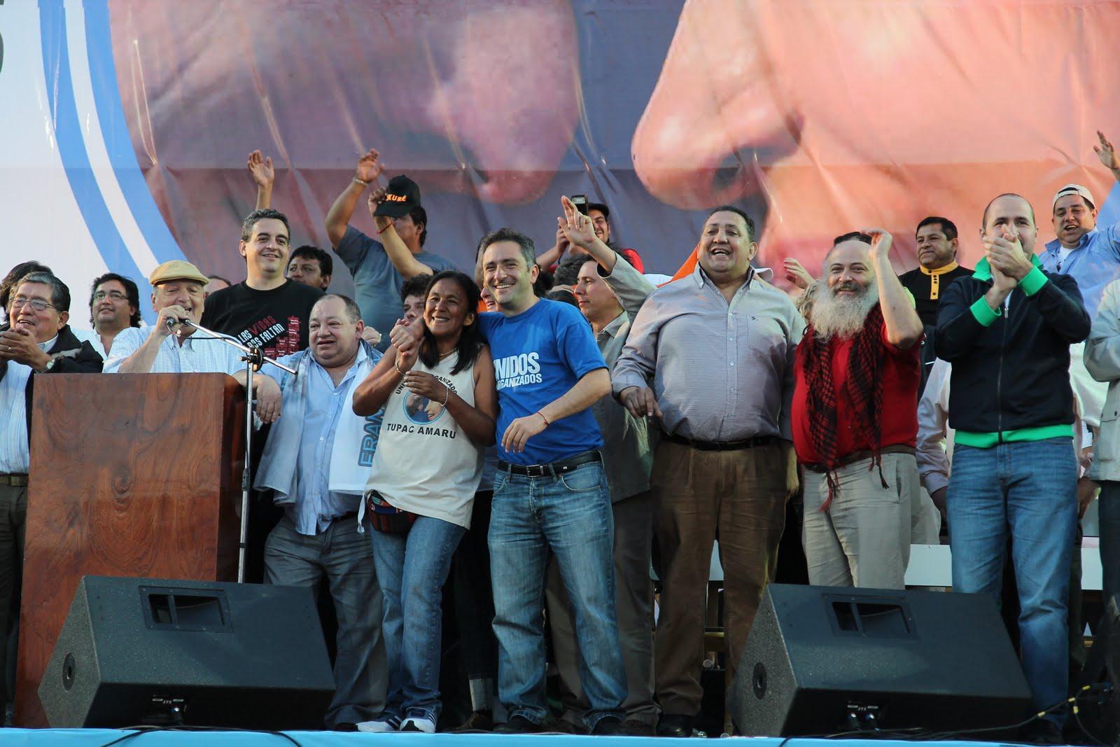 Jujuy Unidos y Organizados