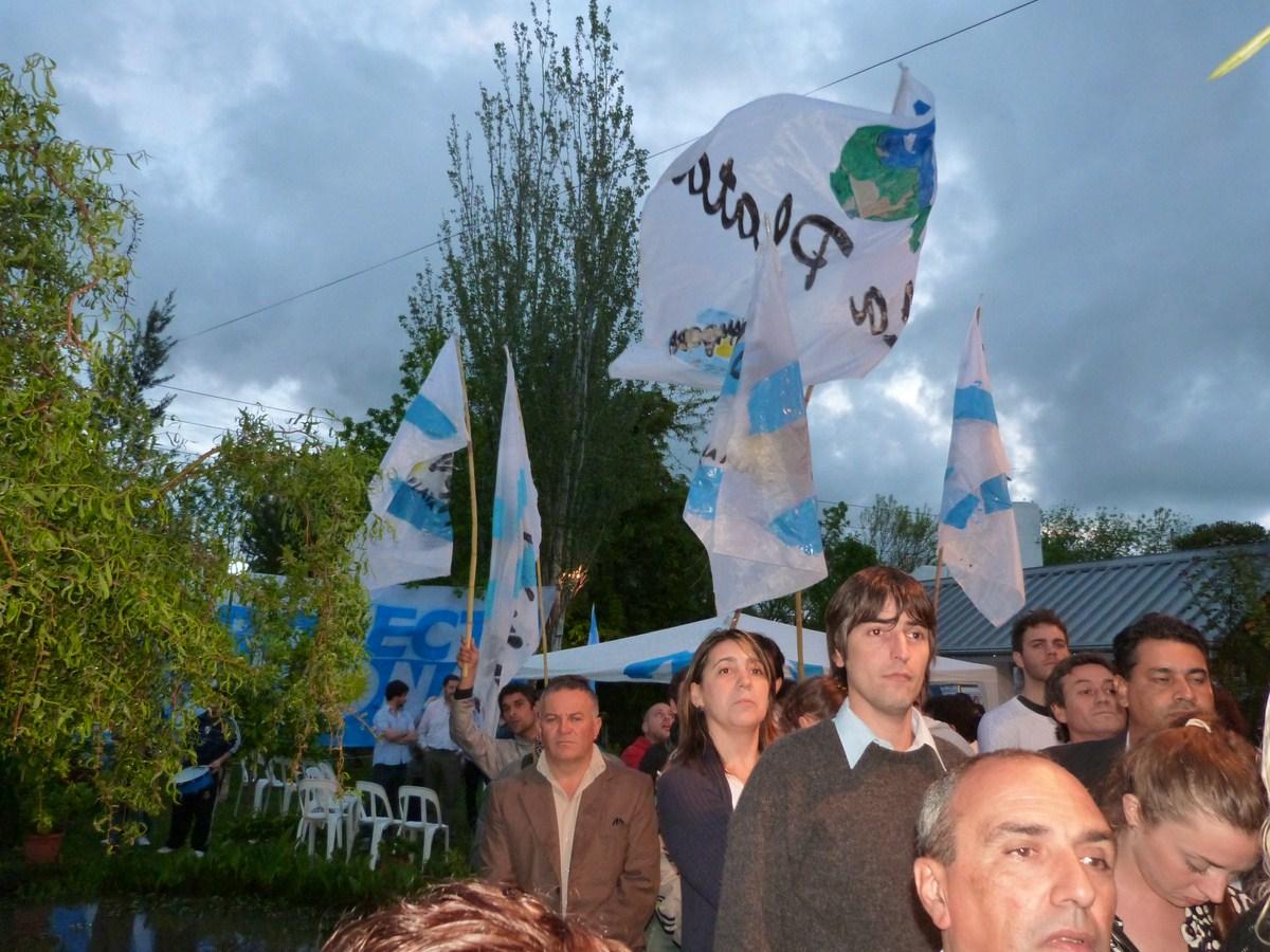 Inauguración de una nueva Casa Compañera en La Plata