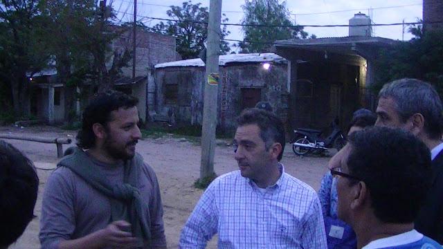 Entrega de viviendas en Avellaneda