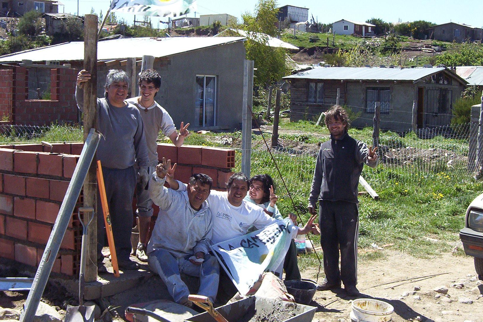 Construyendo en Bariloche
