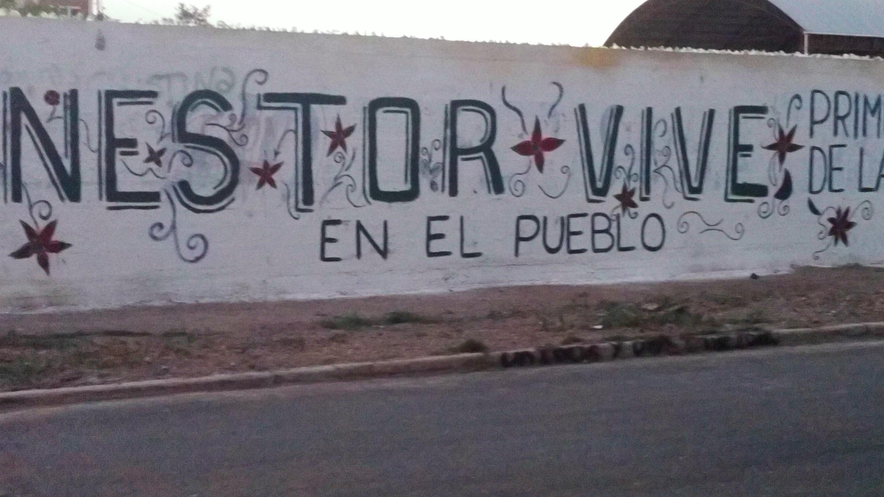 Las paredes de San Juan