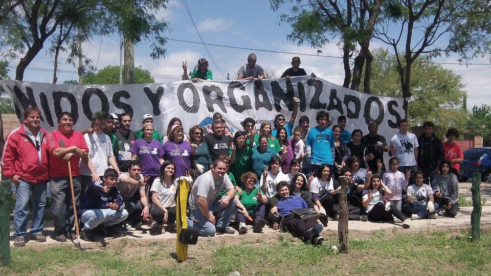 Unidos y organizados en San Luis