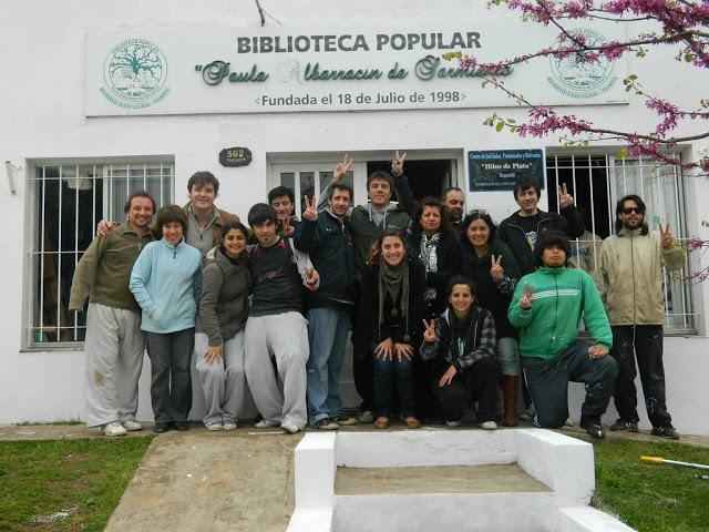 Nuevas jornadas en centro de jubilados del interior de Buenos Aires