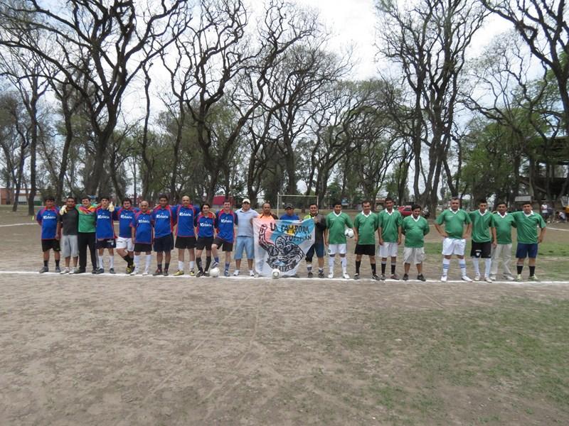 Torneo de futbol NK