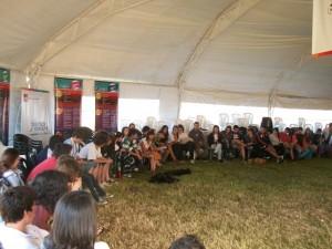 El Frente de Secundarios de La Plata participó del XI encuentro de Jóvenes y Memoria