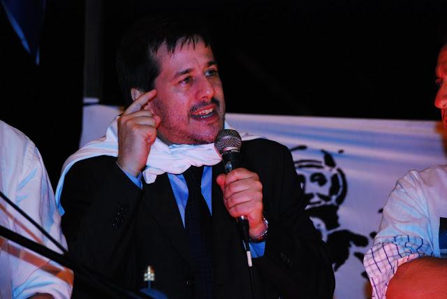 """Inauguración de la UB """"25 de Febrero"""" en Caballito"""