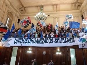 La rotonda de 120 y 32 de La Plata se llama ahora Presidente Néstor Kirchner