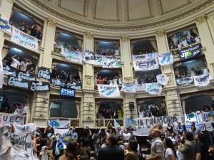 Unidos y Organizados en La Plata: Audiencia pública por el voto a los 16 años