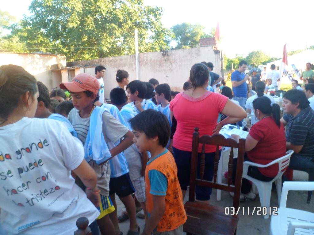 Corrientes: territorio, militancia y el 7D