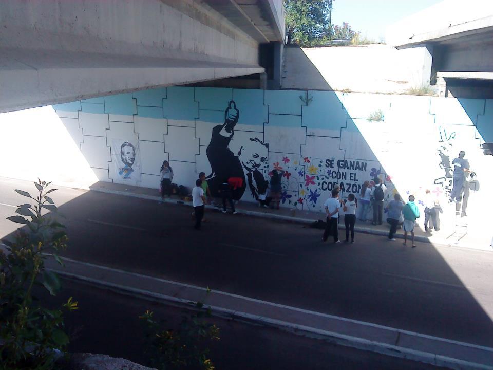Mural de la militancia 01
