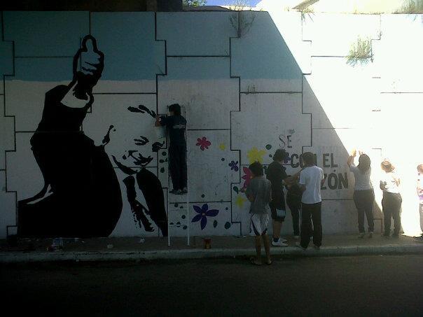 Mural de la militancia 02