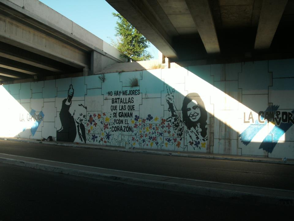 Mural de la militancia 03