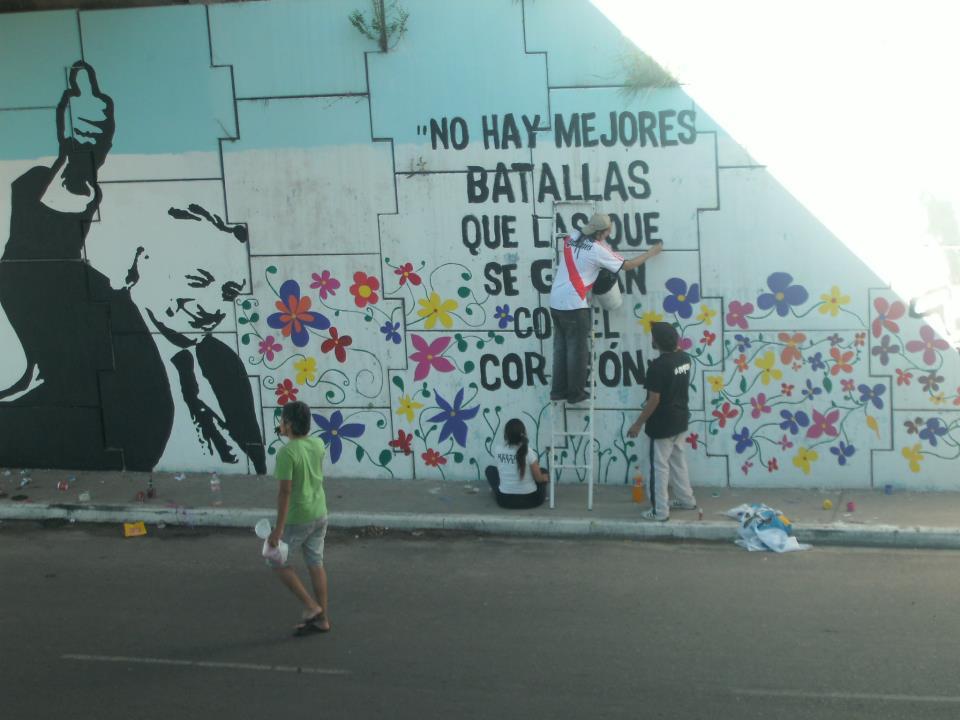 Mural de la militancia 04