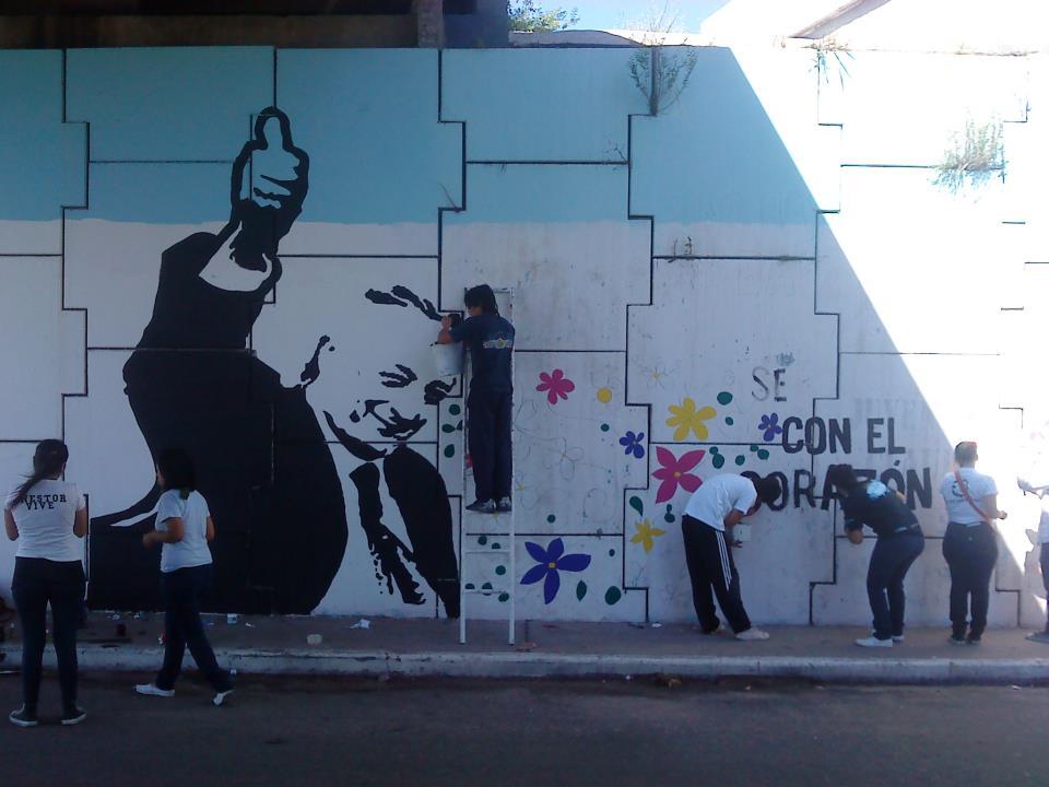 Mural de la militancia 05