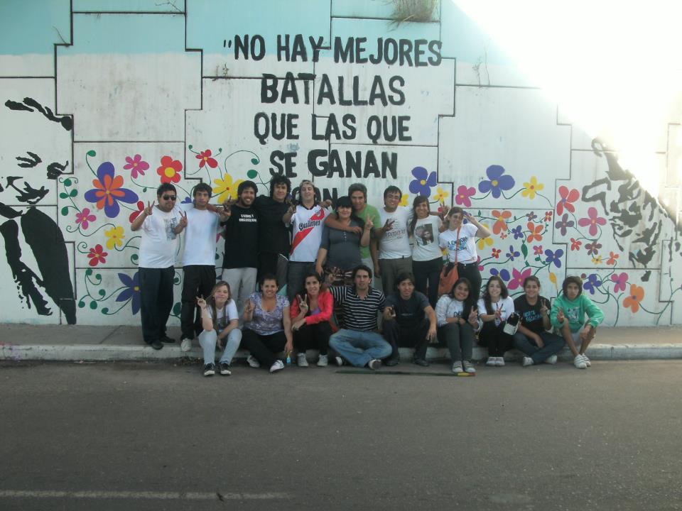 Mural de la militancia 08