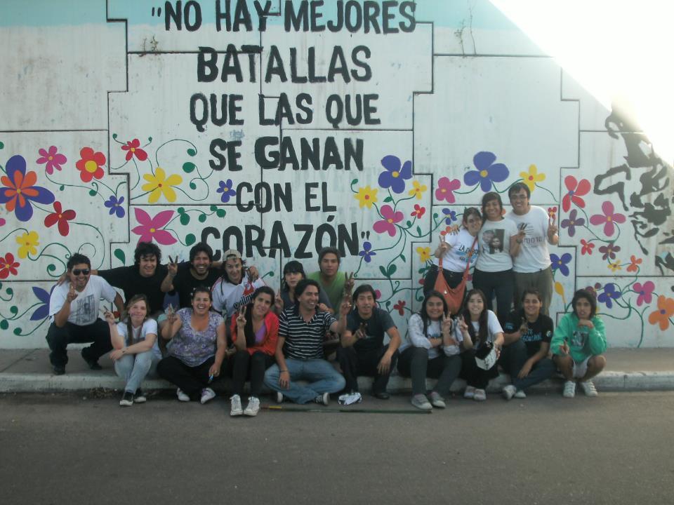 Mural de la militancia 09