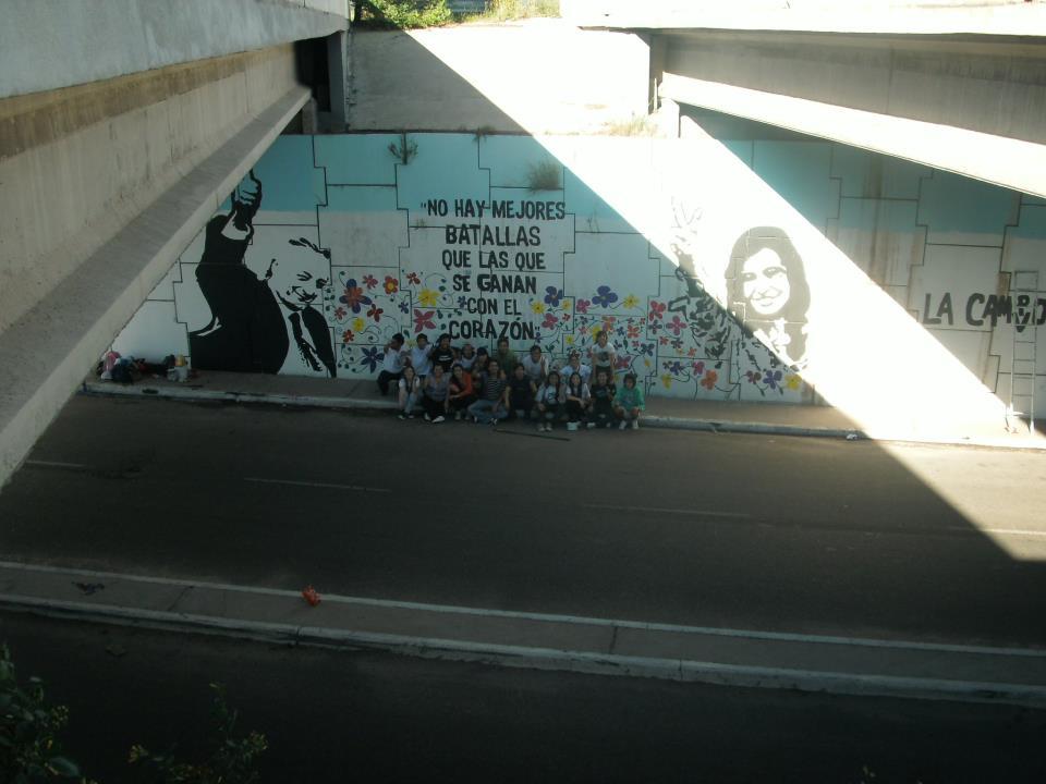 Mural de la militancia 10
