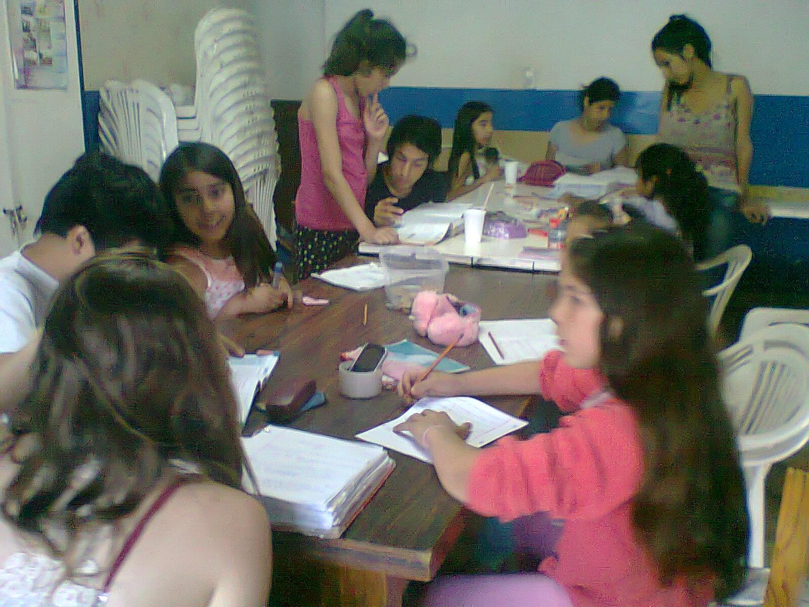 Rio Negro: segunda jornada de apoyo escolar en Viedma