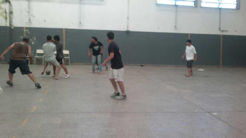 Fútbol para chicos en González Catán, La Matanza