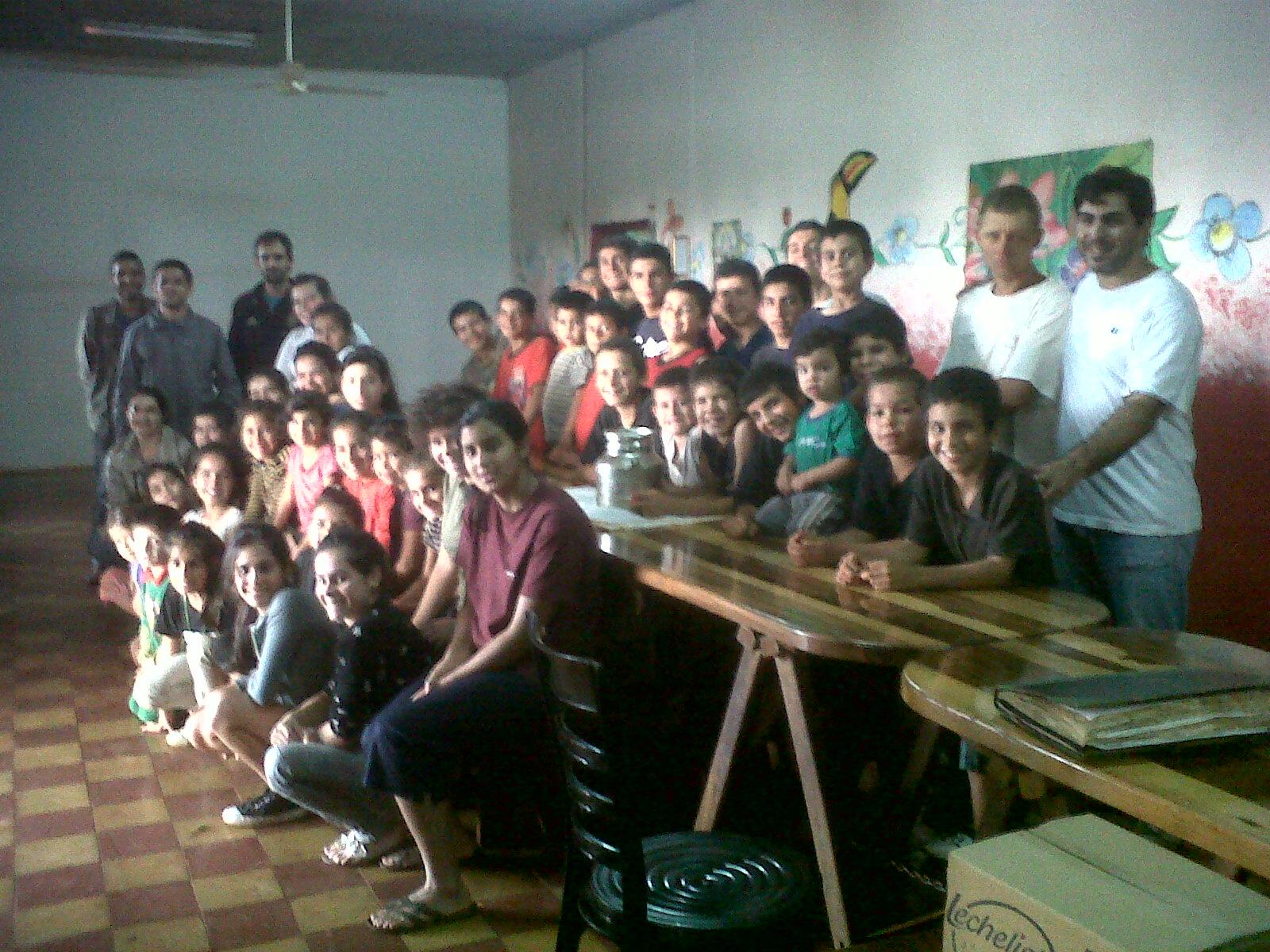Misiones: Jornada Solidaria