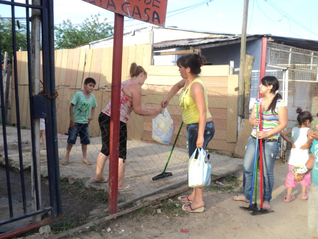 Entrega de productos de limpieza en Lomas de Zamora