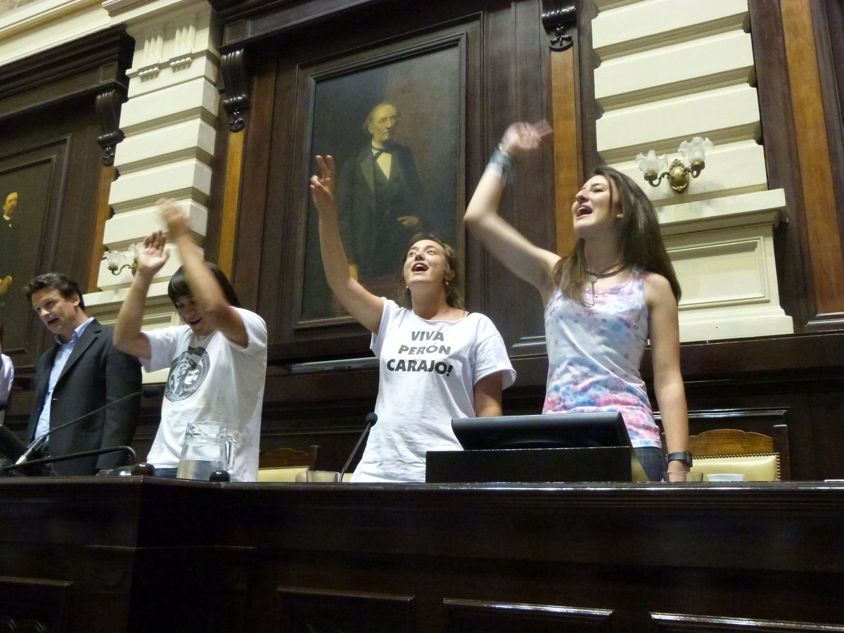 Unidos y Organizados en la Cámara de Diputados Bonaerense