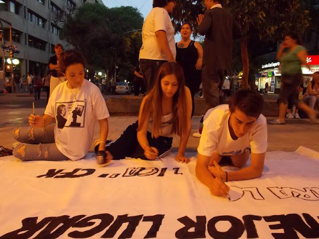 """Mendoza: """"El mejor lugar para los jóvenes es la política"""""""