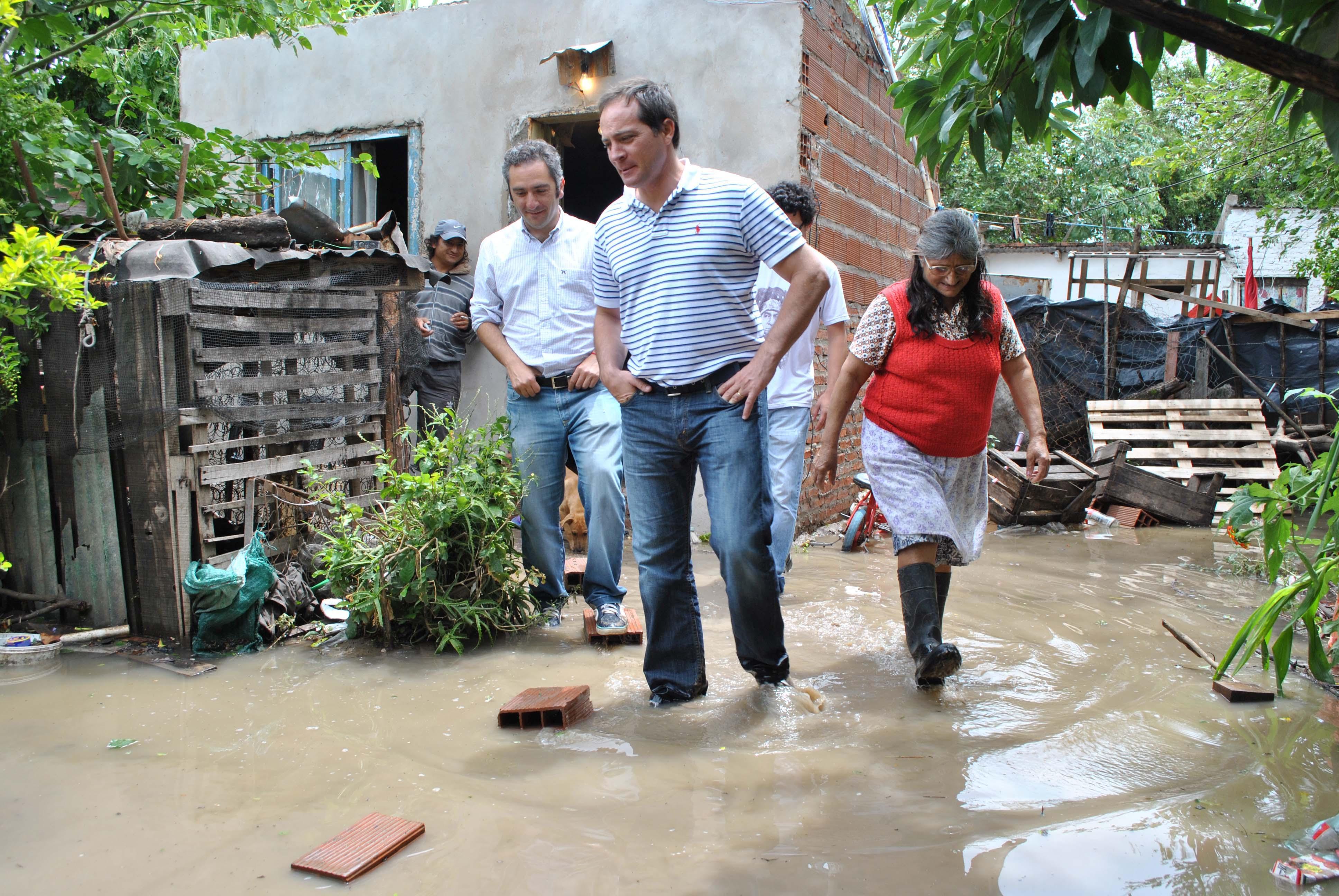 Temporal en Corrientes