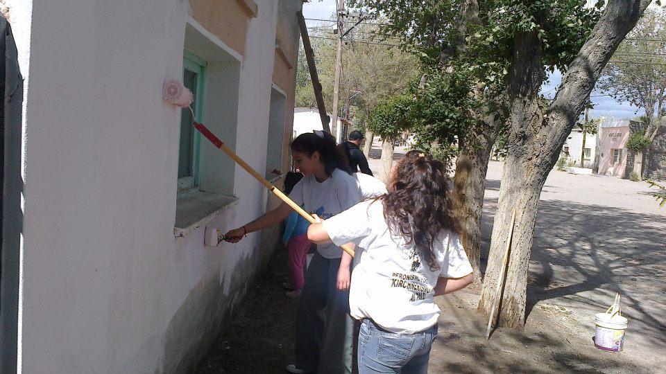 Jornadas Solidarias en Río Negro