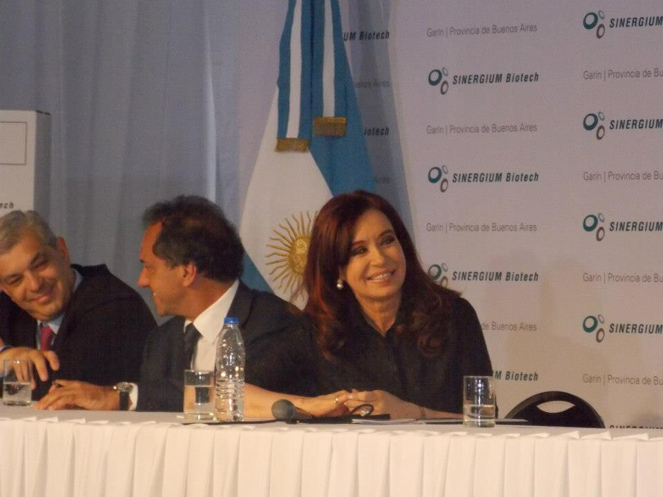 Unidos y Organizados junto a Cristina en Escobar