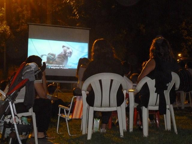 Mendoza: Cine Social en Guaymallén