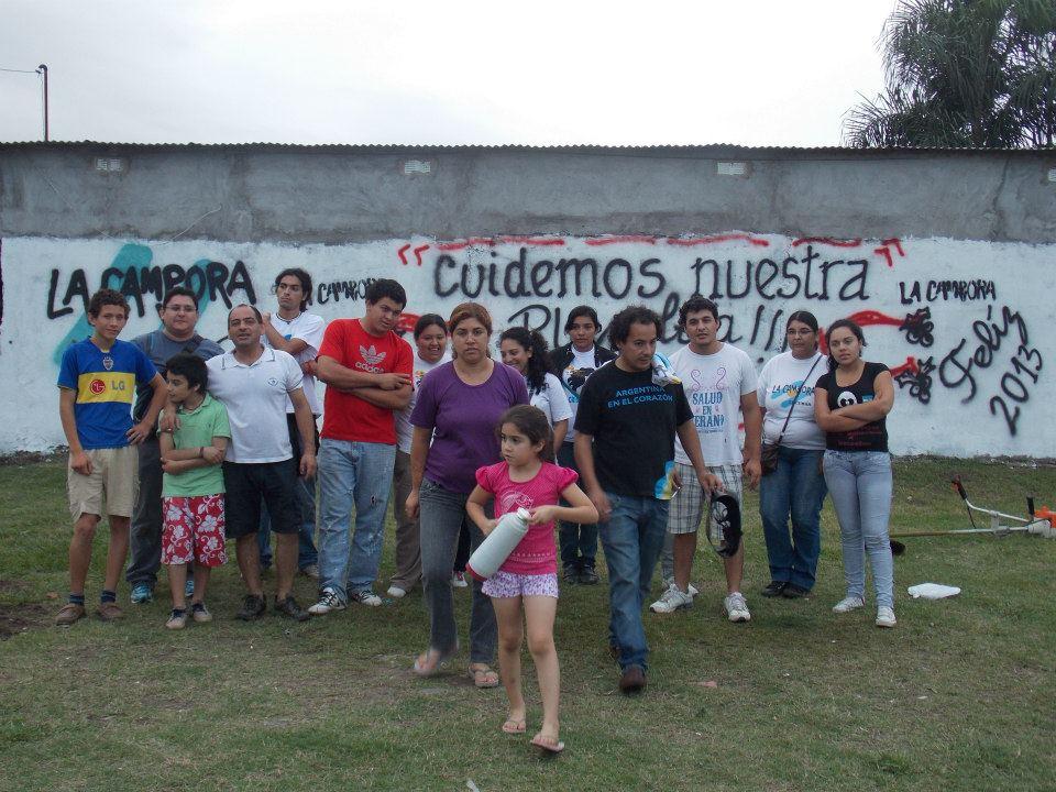 Jornada solidaria Famailla