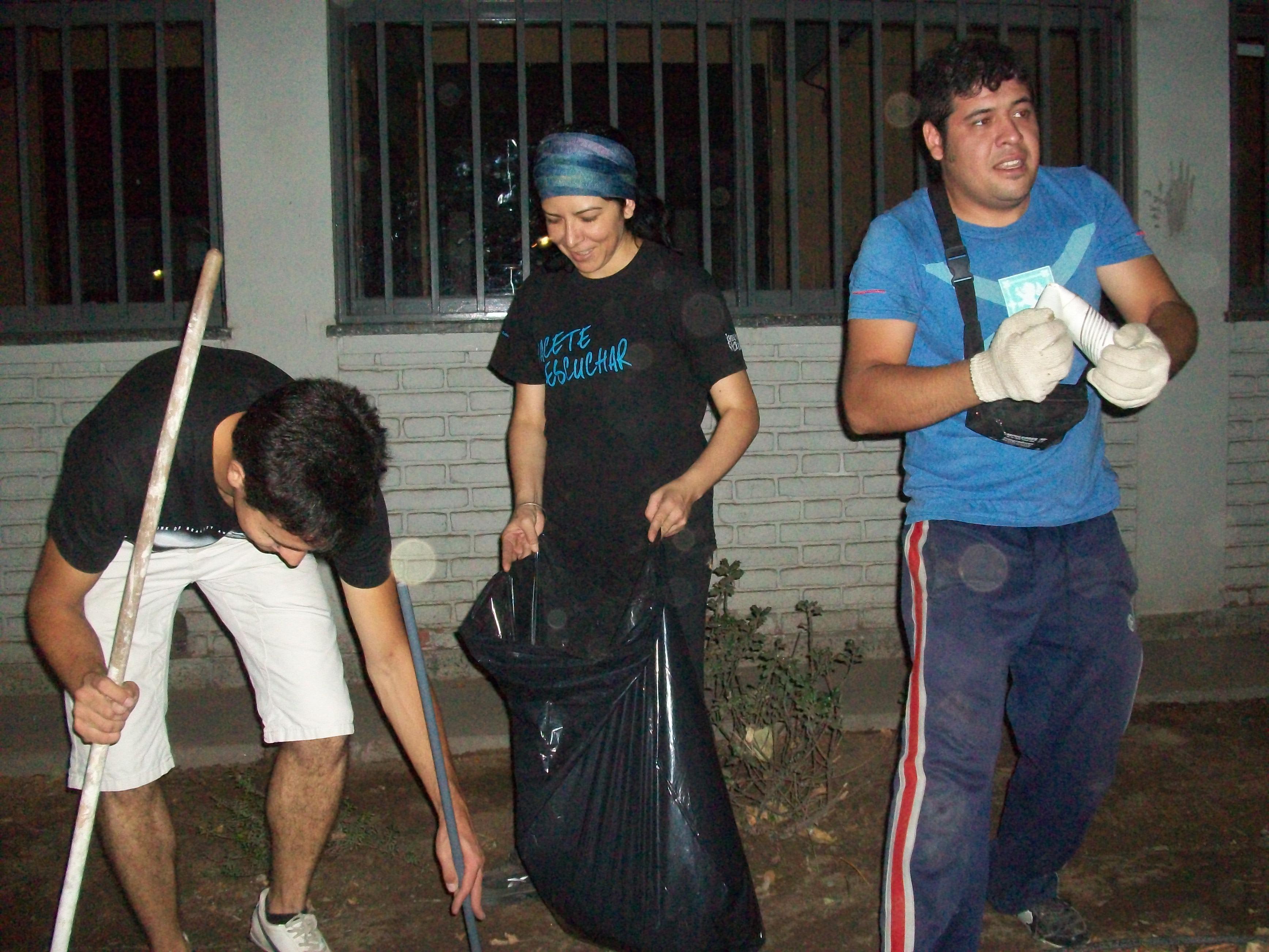 Recuperar un espacio público en San Juan