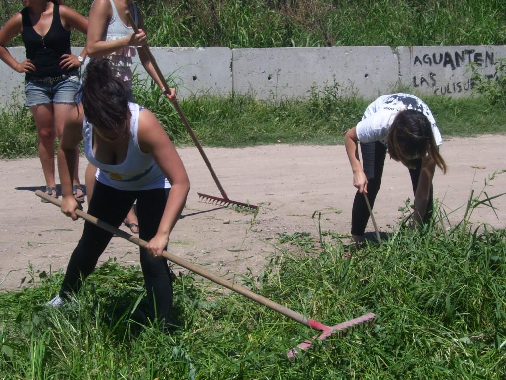 Solidaridad y compromiso en Barazategui