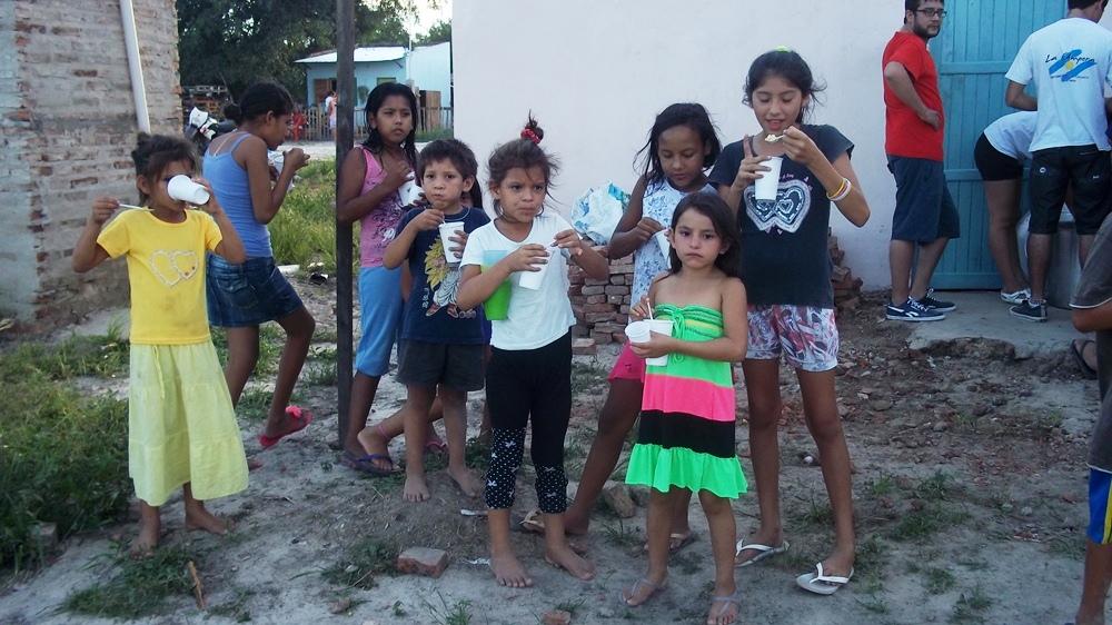 Formosa: Tarde de Reyes en el Barrio