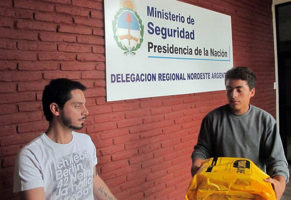 Tucumán: La Cámpora junto a Susana Trimarco