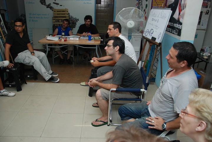 fc4Ciclo de formación 2013 en Caballito