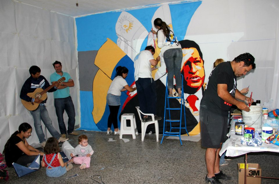 Apoyo a Chávez 11