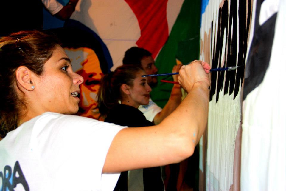 Apoyo a Chávez 09