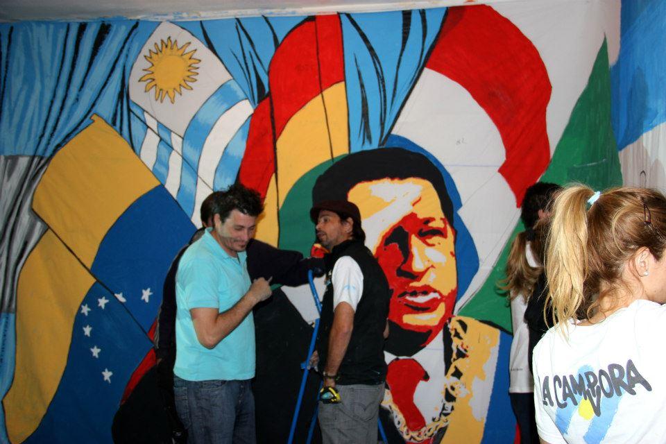Apoyo a Chávez 10