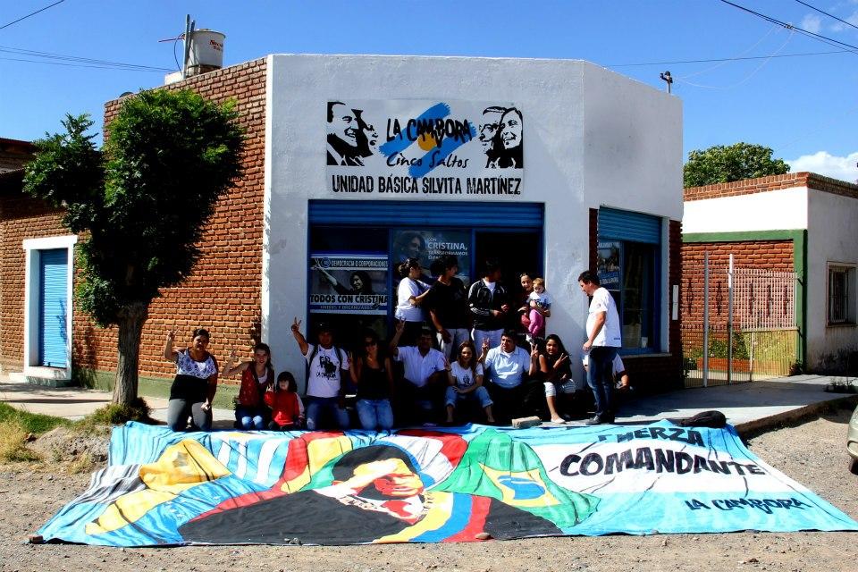 Apoyo a Chávez 06
