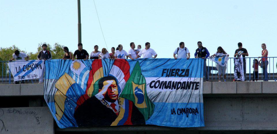 Apoyo a Chávez 05