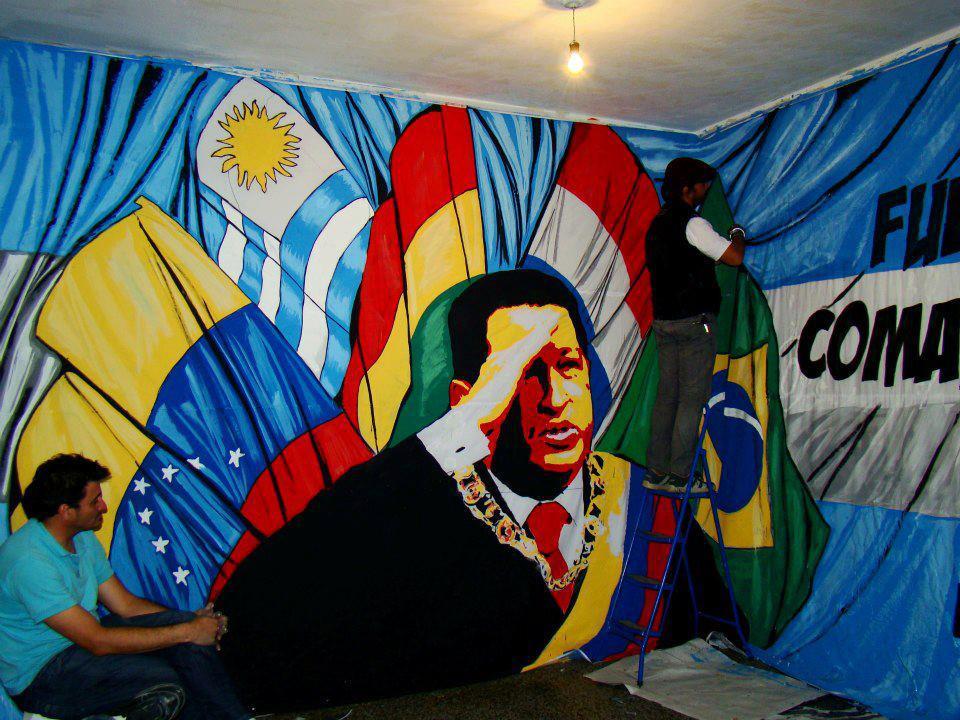 Apoyo a Chávez 01